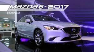 MAZDA 6 FACELIFT 2017 đã ra mắt xe tuyệt đẹp giá mềm