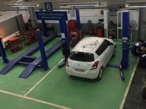 Suzuki Ertiga 2017, xe 7 chỗ gia đình, giá cả cạnh tranh