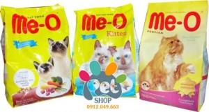 Gói 400g giá 45k Gói 1.2kg Mèo nhỏ giá 105k Gói 1.3kg Mèo trưởng thành giá 105k