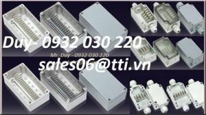 Hộp đấu nối điện ip66/67, hộp nối điện chống thấm