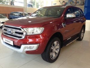 Cần bán xe Ford Everest giá 390 triệu- Ms Ngân