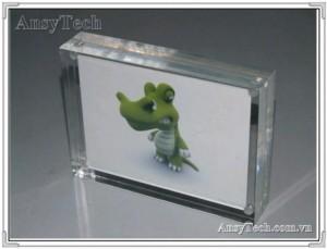 Khung ảnh mica, khung ảnh kỷ niệm, quà tặng khung ảnh