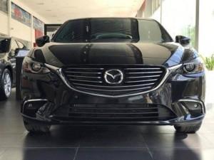 Xe sang trọng đẹp nhất trong cùng phân khúc D Mazda 6 FL 2017 mới