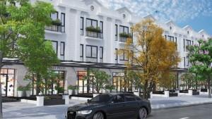 Shophouse bằng lăng- cơ hội kinh doanh cho nhà đầu tư