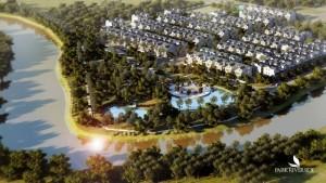 Nhà phố biệt thư đơn lập Park Riverside quận 9 mở bán giai đoạn 2 giá chứ từ 2,9 tỷ/căn