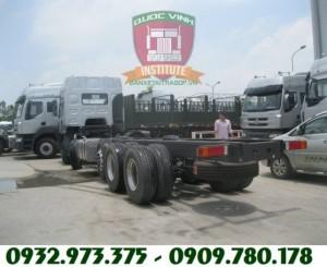 Bán xe chenglong 4 chân 5 chân nhập khẩu nguyên con trả góp giá rẻ