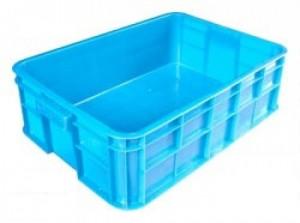 Thùng nhựa đặc/thùng nhựa bít VN06-HK (sóng nhựa bít) MS