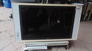Desknote Fujitsu core 2 E4500 Màn hình 19 Inch gương wide