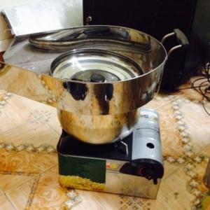 Cung cấp máy làm bắp rang bơ, nguyên liệu làm...