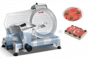 Máy thái thịt ES 250, máy thái thịt đông lạnh, thịt chín