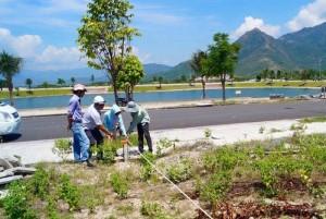 Đất Biệt thự biển Bãi Dài Cam Ranh Goldenbay ( 7mx18m), sổ đỏ trao tay, nhận nền xây dựng ngay