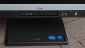 PC All In One Fujitsu K553/E core i5 3320 thế hệ 3 RAM2GB/HDD160GB