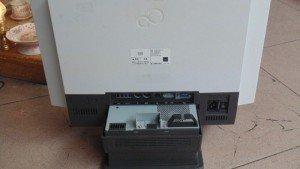 PC All In One Fujitsu K553/E core i5 3320 thế hệ 3 RAM2GB/HDD160GB
