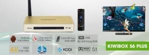 Chuyên cung cấp Android TV Box - KIWI BOX S6 PLUS