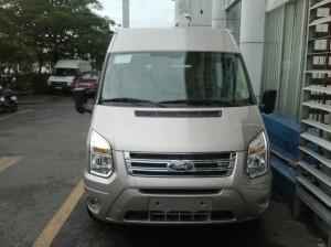 Ford Transit 2017, Giá 209 triệu
