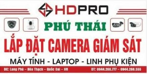 Chuyên cung cấp và lắp đặt Camera giám sát