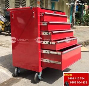 Tủ đựng dụng cụ cơ khí, đồ nghề sửa xe made in Việt Nam