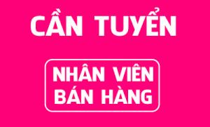 Tuyển cộng tác bán hàng / quản lý đơn hàng làm theo ca quận BÌnh Tân