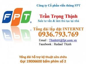 Chuyên Truyền hình Internet FPT WIFI tại Hải Phòng