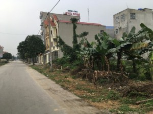 Bán đất tại Phường Nam Thành, TP.Ninh Bình - Diện tích 222m2