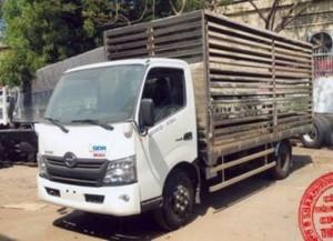 Bán xe tải 3.2 tấn chở gia cầm Hino XZU720L-...