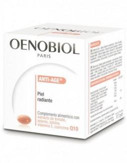 Oenobiol Anti Age Q10 Pháp giá rẻ chống lão hóa, giảm nếp nhăn, giảm khô da