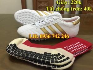 Tổng kho cung cấp giày bóng đá phủi, giá rẻ nhất thị trường
