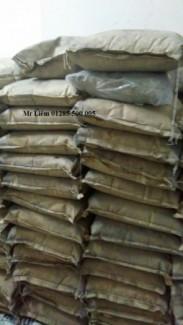 Microsilica làm tăng độ rắn cho Xi Măng/Bê Tông