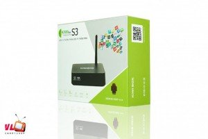 Kiwibox S3 ULtra HD, 4K – Giá rẻ, chất lượng vượt trội