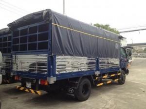 Xe Tải Hyundai HD99 2017 thùng mui bạt