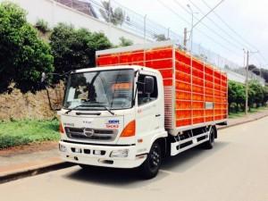 Tổng đại lý xe tải Hino chở gia cầm – chỉ cần thanh toán 20% giao xe ngay – Ô Tô Đại Đô Thành