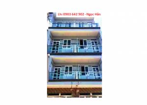 Bán nhà 120m2 Tôn Thất Tùng, Quận 1,DT: 6x20m tiện kd căn hộ dịch vụ, giá 12.5 tỷ