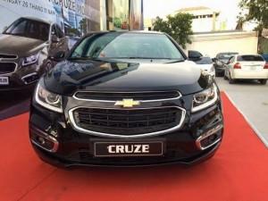 Bán Chevrolet Cruze 2017 - Liên hệ để nhận giá tốt