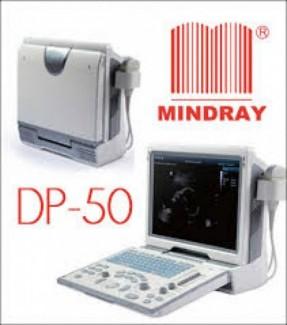 Máy siêu âm xách tay trắng đen Minday  Dp-50
