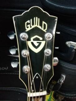 Guild D 41 acoustic guitar thương hiệu Mỹ