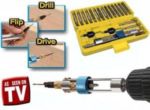 Bộ Mũi Khoan Half Time Drill Driver Đa Năng - MSN388084