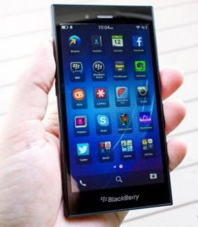 Blackberry Z3 used 95% (hàng chính hãng mua tại Hoàng Hà mobile)