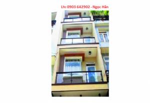 Bán nhà MT Nguyễn Trãi-Bến Thành,Q1, 4x20m,...