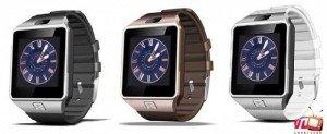 1, Thiết kế công nghệ  Cũng giống như bất kì sản phẩm đồng hồ nào, thời trang luôn là yếu tố vô cùng quan trọng, Smartwatch DZ09 mang thiết kế công nghệ, mang đậm phong cách của những thiết bị giải trí. Màn hình TFT 1.56 inch vừa vặn trên tay người Châu Á, đủ các thao tác cơ bản sử dụng trên chiếc đồng hồ thông minh. Dây đeo Smartwatch DZ09 sử dụng chất liệu silicon đem lại cảm giác thoải mái khi đeo trong một thời gian dài.