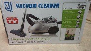 Máy hút bụi Vacuum Cleaner JK-2004 Công suất 2000W (Đỏ)