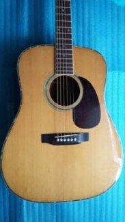 Morris guitar Special sản xuất tại Nhật