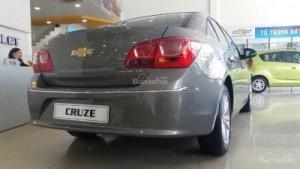 Chevrolet Cruze 2017 chỉ với 8 triệu/tháng trả góp