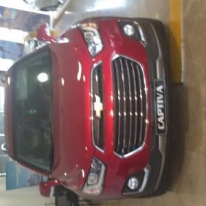 Chevrolet Captiva 2016 Giá tốt chỉ 14 triệu/tháng trả góp