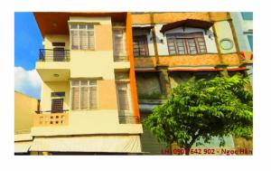 Bán nhà MT Nguyễn Công Trứ, Q1, DT:10M X 17M,  khu các cty tài chính, giá 52 tỷ