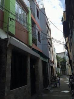 Nhà hẻm Trường Chinh-Q.TB 3.9x15m 1 lầu Giá...