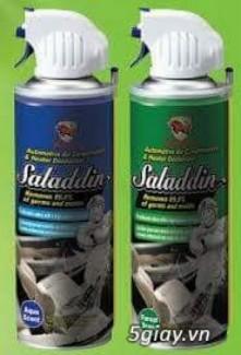 Bullsone Saladin Chai xịt khử mùi máy lạnh...