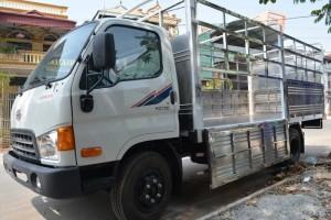 Xe tải thùng 6,85 tấn Hyundai