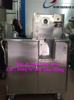 Máy ép nước mía 1 lần siêu sạch,máy ép nước mía chạy xăng giá rẻ.