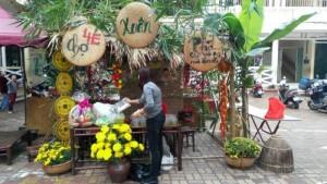 Tiệc Hoa Sen Hội Chợ Xuân, Chợ Quê, Hội Làng