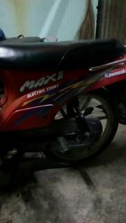Xe max kawasaki